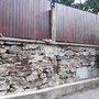 kamenný múrik potrebuje spraviť škáry