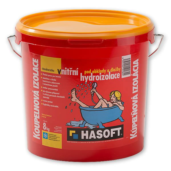 Hasoft hydroizolace